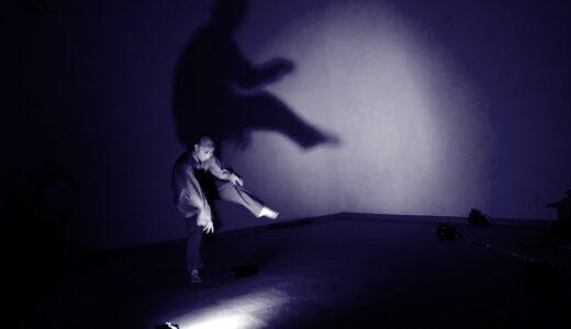 2/28(日)「隕石の夢」- 視えないダンス vol.0 - をライブ配信します。