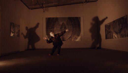 彗星パルティータ -視えないダンス vol.0-2 の映像です。